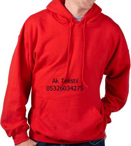 kapsonlu-sweatshirt-hooded